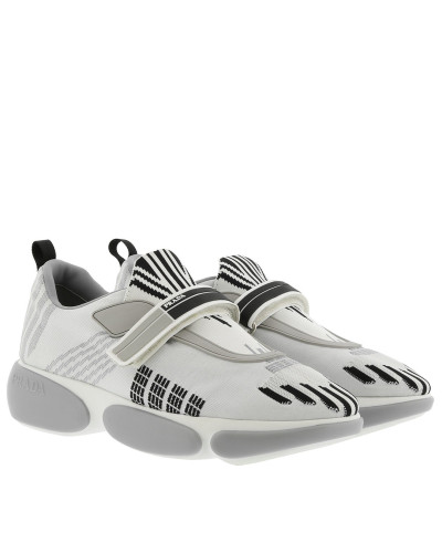 Sneakers Fabric Sneakers Talco weiß