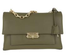 Umhängetasche Cece Large Chain Shoulder Bag Olive grün