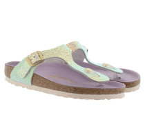 Gizeh BS Regular Fit Sandal Ombre Pearl Silver Orchid Sandalen rosa
