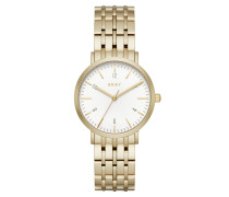 Armbanduhr - Ladies Minetta Stainless Steel Watch Gold