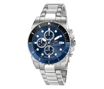 Uhren 450 43Mm Chr Blue Dial Br SS+Yg