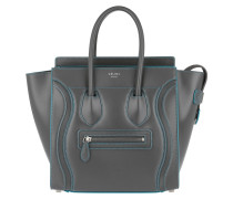 Tote Bag Micro Luggage Anthracite