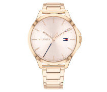 Uhr Quartz Watch Sport 1782087 Rosegold