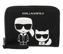 Portemonnaie Ikonik Sm Folded Zip Wallet