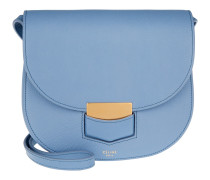Tasche - Trotteur Small Crossbody Bag Porcelain - in blau