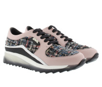Sneakers - K/Sneaker Run Boucle Pink
