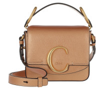 Umhängetasche C Mini Shoulder Bag Rose Gold