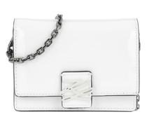 Portemonnaie Autograph Wallet On Chain Patent Leather
