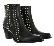 Boots & Stiefeletten Rockstud Ankle Leather