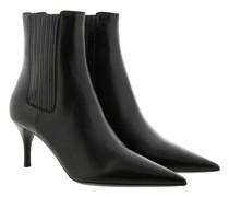 Boots & Stiefeletten Lexi 65 Elast Bootie Leather