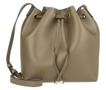 Tasche - Kim Borsa Pelle Calf Leather Kaki