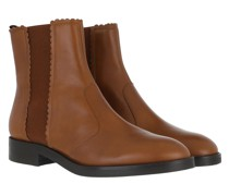 Boots Cammelo