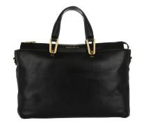 Liya Handle Bag Noir/Noir Tote