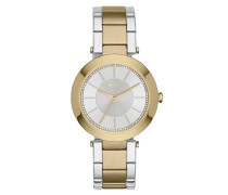 Armbanduhr - Stanhope Watch Gold/Silver