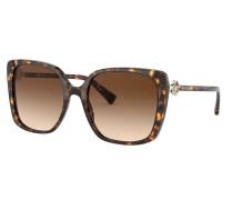Sonnenbrille Women Sunglasses Dolcevita 0BV8225B Dark Havana