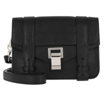 Umhängetasche PS1 Mini Crossbody Bag Lamb Leather Black
