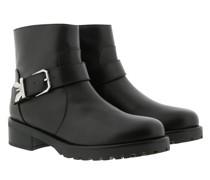 Boots Stivali Booties Nero