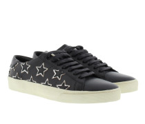 Sneakers - Star Sneaker Nappa Nero Argento