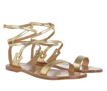 Sandalen Basso Sandals Gold