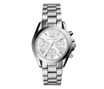 Uhr Mini Bradshaw Silver-Tone Watch