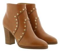 Boots & Stiefeletten Ankle Vegetal Calfskin