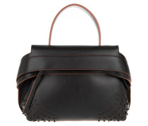 Tasche - Wave Bag Small Black/Rosewood