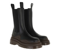 Boots & Stiefeletten Tire Boot Leather