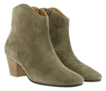 Boots Dicker Ankle Leather Taupe