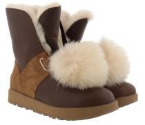 W Isley Waterproof Chestnut Schuhe