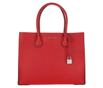Mercer LG Tote Bright Red
