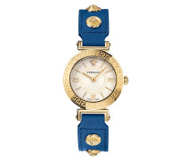 Uhr Tribute Watch Silver-Tone