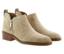 Boots Alexa Leather Ankle Tobacco