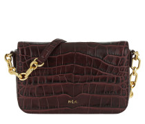 Soft Faux Croc Carmen Medium Port