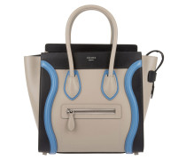 Luggage Tote Micro Quartz blau
