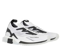 Sneakers Stretch White Black
