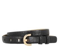 Gürtel Belt Black