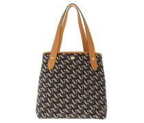 Shopper Medium Jacquard Shopping Bag Multicolor