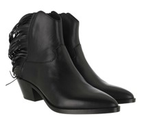 Boots & Stiefeletten Mustang Bootie Leather