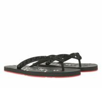 Sandalen & Sandaletten Loubi Flip-Flops Rubber