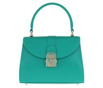 Satchel Bag 1927 Opera Mini Top Hand Smeraldo