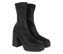 Boots & Stiefeletten Plateau Sock