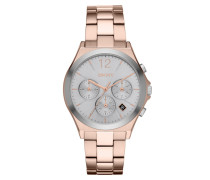 Armbanduhr - Parsons Round Watch Rosegold