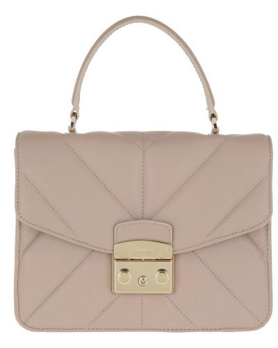 Satchel Bag Metropolis S Top Handle Dalia beige