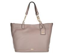 Tasche - K/Grainy Tote Bag Rosy Brown