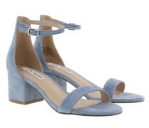 Sandalen Irenee Sandal Lavender Suede