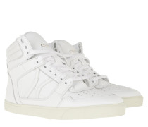 Sneakers Break Mid Lace Up Sneaker White