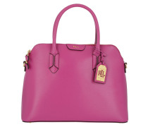 Dome Satchel Mulberry