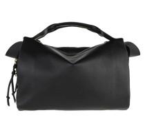 Reisetasche Gray Large Satchel Bag Black