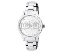 Uhr TLJ1613 Rainfall Quartz Watch Silver