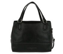 Detroit Satchel Bag Oil Black